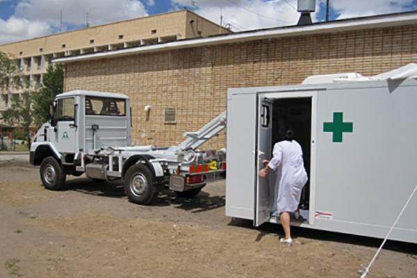 Clinique mobile 1