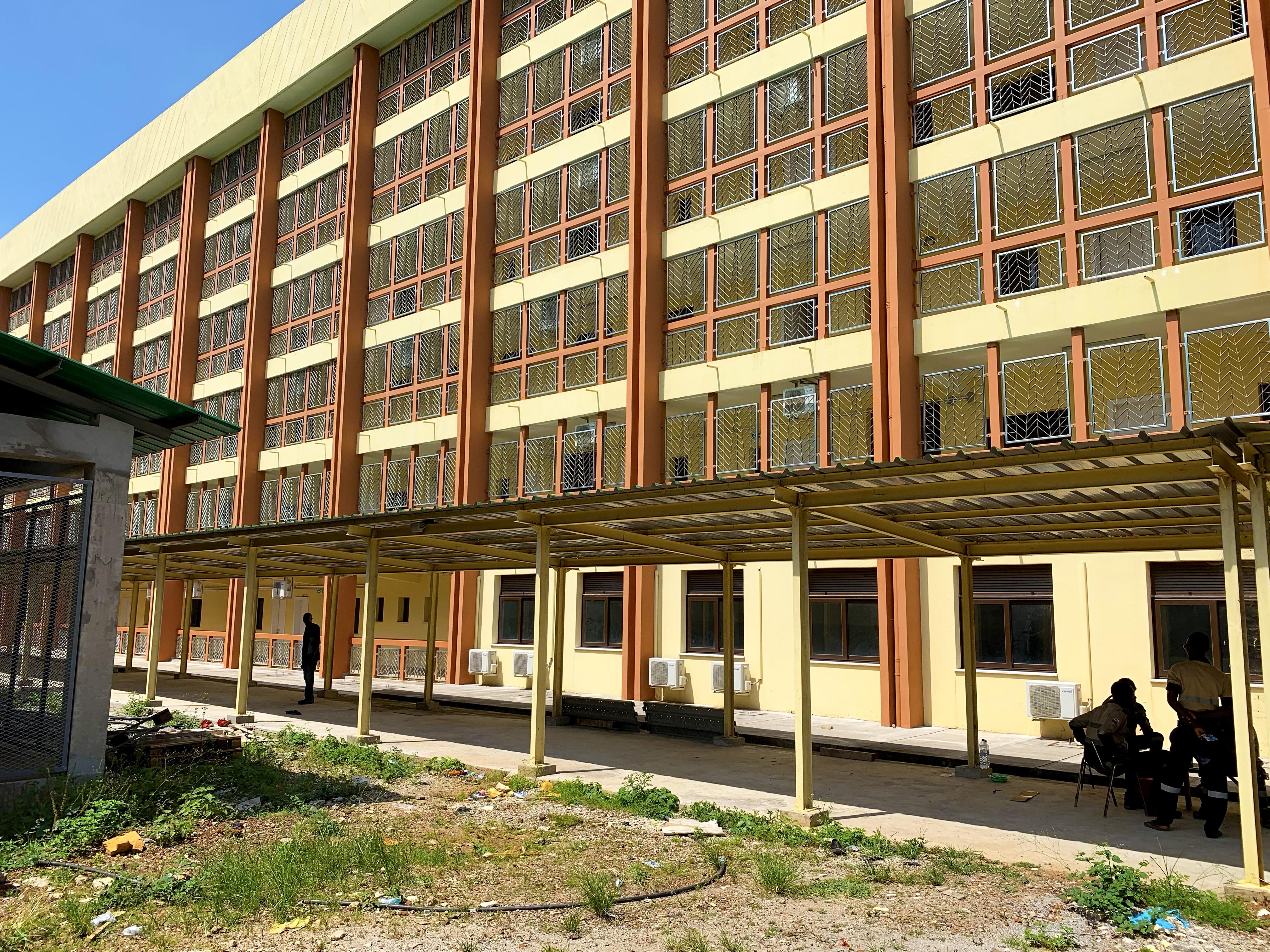 GUINEA CONAKRY – DONKA NATIONAL HOSPITAL