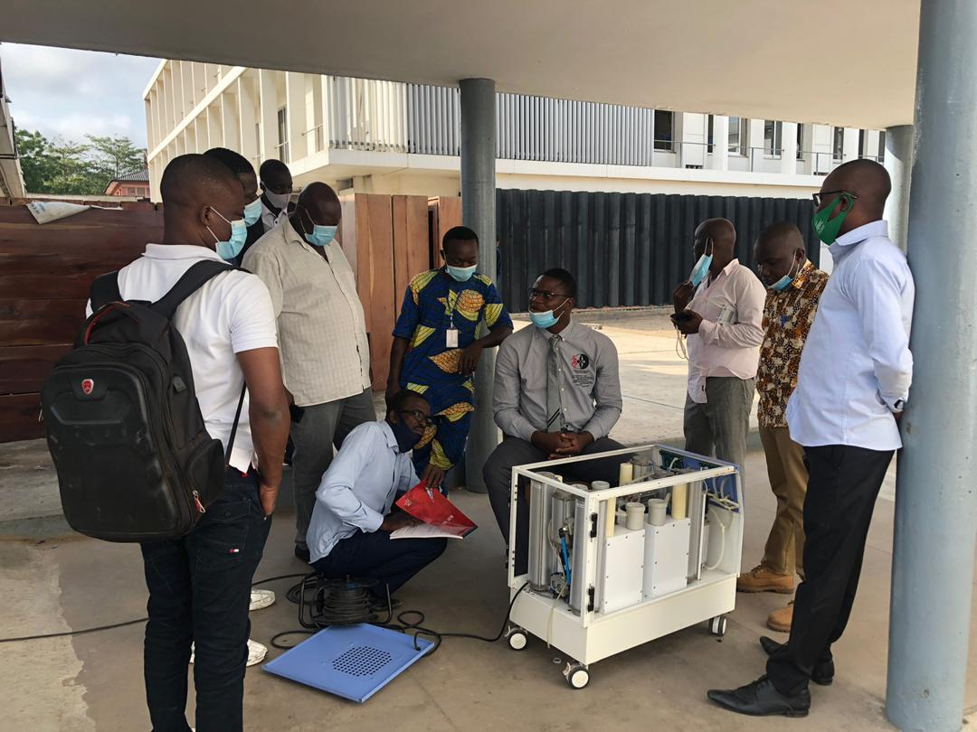 BENIN -MEDICO-TECHNICAL EQUIPMENT FOR THE BENEFIT OF HOSPITALS AND HEALTH CENTERS IN BENIN