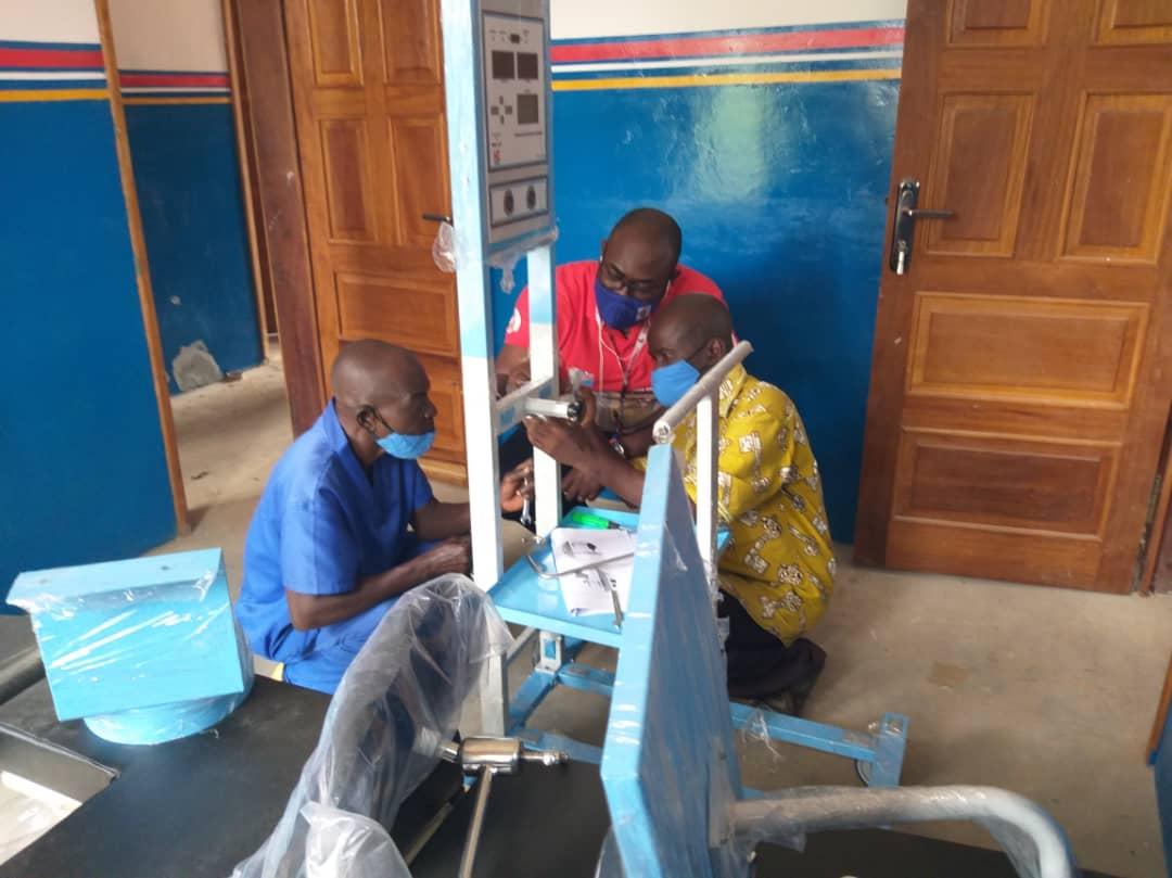DEMOCRATIC REPUBLIC OF CONGO – MEDICAL EQUIPMENT